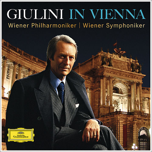 Giulini In Vienna by Various Artists