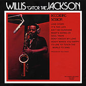 Recording Session by Willis Jackson