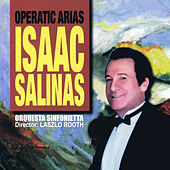 Operatic Arias Vol. I by Isaac Salinas