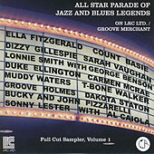 All Star Parade of Jazz and Blues Legends, Vol. 1 by Various Artists