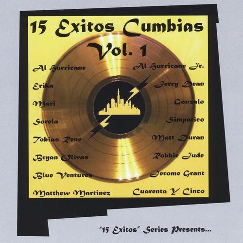 15 Exitos Cumbias, Vol. 1 by Various Artists