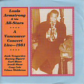 Louis Armstrong - A Vancouver Concert Live 1951 by Louis Armstrong