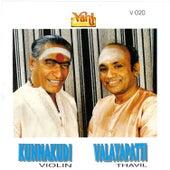 Kunnakudi Violin & Valayapathi Thavil by Kannan