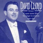 Y Canwr Mewn Lifrai  (1940-1947) (Cyfrol 2) / The Singer In Uniform (1940-1947) / (Volume 2) by David Lloyd