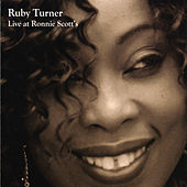 Live At Ronnie Scotts by Ruby Turner