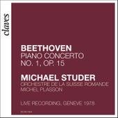 Beethoven: Piano Concerto No. 1 (Live Recording, Geneva 1978) by Michael Studer