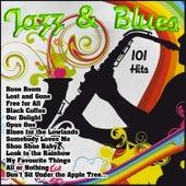 101 Jazz & Blues Hits von Various Artists