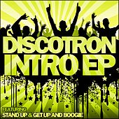 Intro EP by Discotron