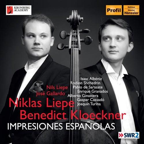 Impresiones Españolas by Various Artists
