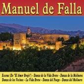 Manuel de Falla by Various Artists