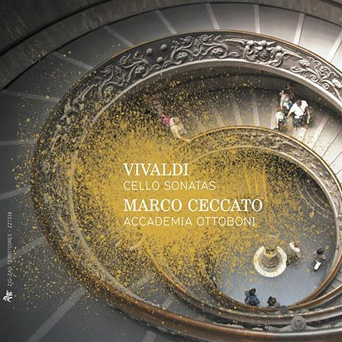 Vivaldi: Cello Sonatas by Marco Ceccato