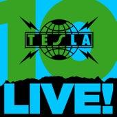 10 Live! by Tesla