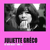 Juliette Gréco at Her Best, Vol. 2 by Juliette Greco