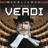 Opera Highlights: Giuseppe Verdi by Various Artists