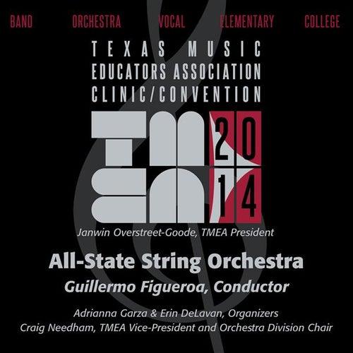2014 Texas Music Educators Association (TMEA): All-State String Orchestra by Texas All-State String Orchestra