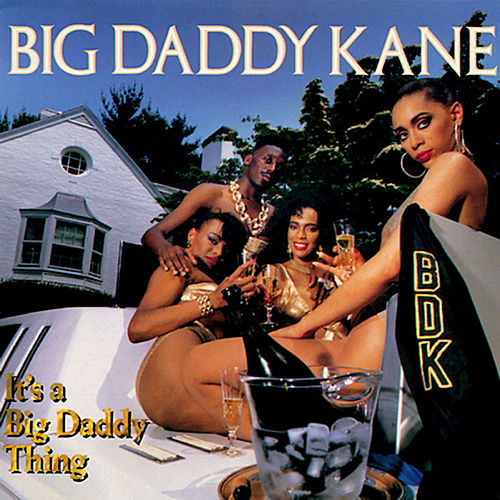 I Get the Job Done von Big Daddy Kane