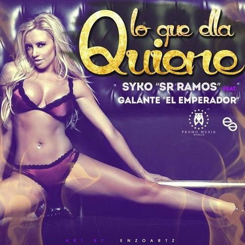 Lo Que Ella Quiere (feat. Syko) by Galante