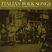 Italian Folk Songs by Various Artists