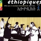 Ethiopiques Vol 4 (ethiojazz) by Various Artists
