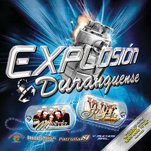 Explosión Duranguense by Various Artists