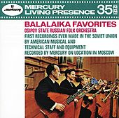 Balalaika Favorites by Various Artists