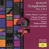 Mahler: Symphonies Nos.2 & 4 by Various Artists