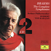 Brahms: The Complete Symphonies by Berliner Philharmoniker
