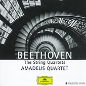 Beethoven: The Strings Quartets by Amadeus Quartet