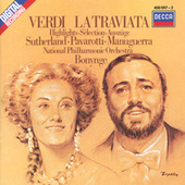 Verdi: La Traviata - Highlights by Various Artists