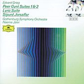 Grieg: Peer Gynt Suites Nos.1 & 2; Lyric Suite; Sigurd Jorsalfar by Various Artists