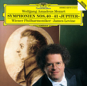 Mozart: Symphonies No.40 & No.41 by Wiener Philharmoniker