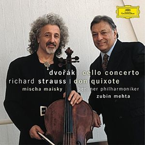 Dvorák: Cello Concerto / Strauss, R.: Don Quixote by Various Artists