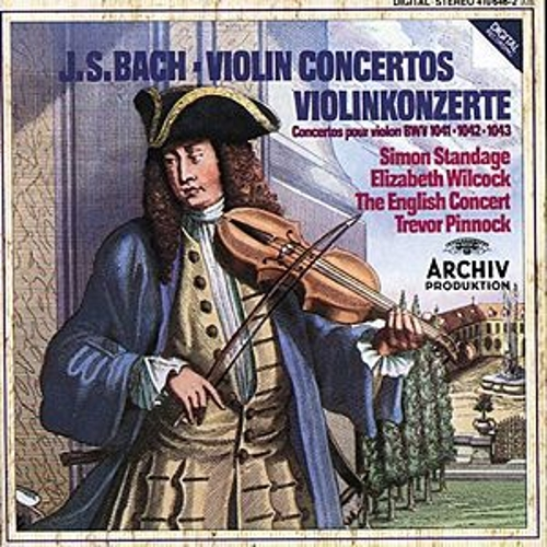 Bach, J.S.: Violin Concertos BWV 1041 & 1042; Double Concerto BWV 1043 by Various Artists