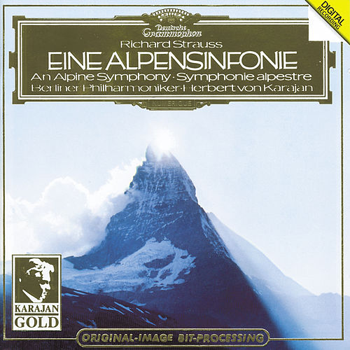 Strauss, R.: An Alpine Symphony Op.64 by Berliner Philharmoniker