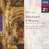 Mozart: Five Masses by Various Artists