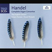 Handel: The Organ Concertos by Various Artists