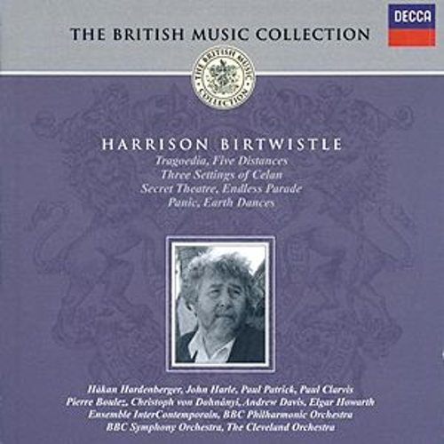 Birtwistle: Tragoedia by Various Artists