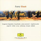 Liszt: Piano Concerto No.1; Piano Sonata in B by Various Artists