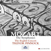 Mozart: The Symphonies by The English Concert