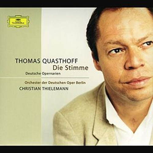 Die Stimme: Deutsche Opernarien by Various Artists
