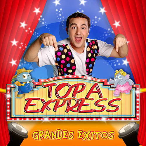 Topa Express: Grandes Exitos by Diego Topa