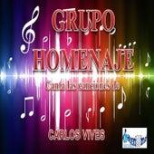 Canta Las Canciones De Carlos Vives by Grupo Homenaje