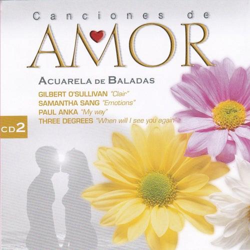 Acuarela de Baladas by Various Artists