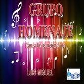 Canta Las Canciones De Luis Miguel by Grupo Homenaje