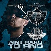 Aint Hard to Find (feat. Lil Boosie) by Xvii