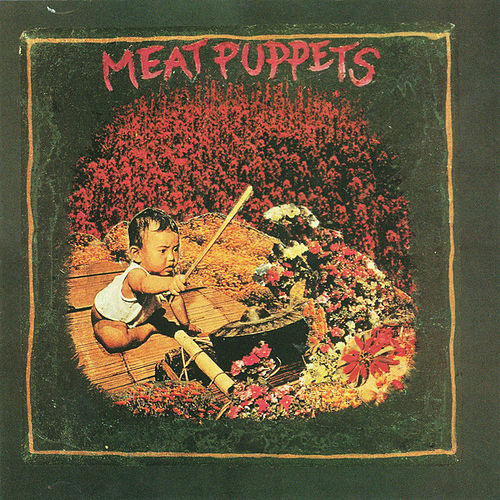 S/T by Meat Puppets