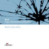Bach, JS : Organ Masterpieces Vol.2 (-  Elatus) by Marie-Claire Alain