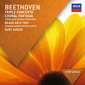 Beethoven: Triple Concerto; Choral Fantasia; Coriolan & Egmont Overtures by Various Artists