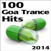 Goa 100 Goa Trance Hits 2014 by Various Artists