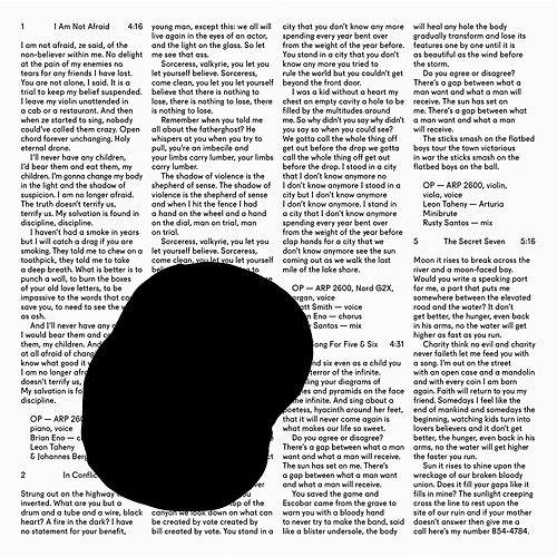 In Conflict by Owen Pallett